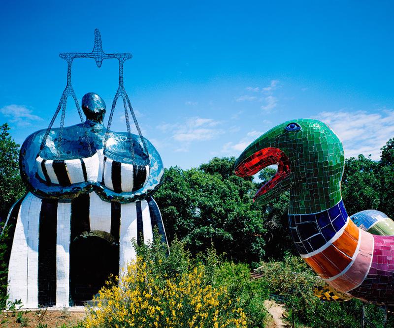 Blog Atelier Niki De Saint Phalle Le Jardin Des Tarots Et Les